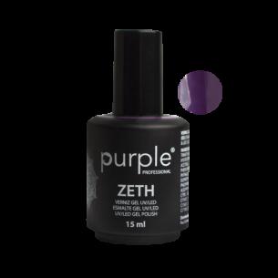 Esmalte Gel Nº825 Zeth 15ml Purple