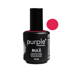 Esmalte Gel Nº828 Rule 15ml Purple