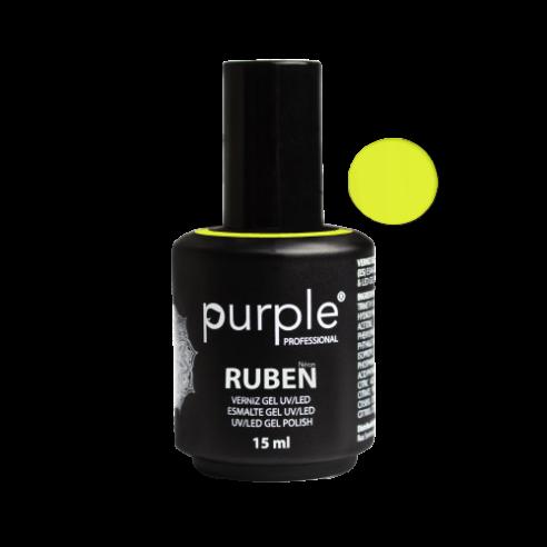 Esmalte Gel Nº885 Ruben (Neon) 15ml Purple