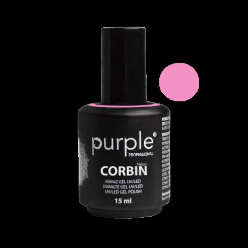 Esmalte Gel Nº890 Corbin (Neon) 15ml Purple