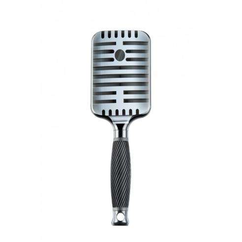 Cepillo pala micrófono