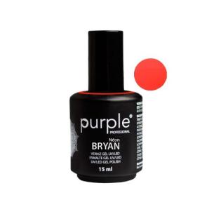 Esmalte Gel Nº1461 Bryan 15ml Purple