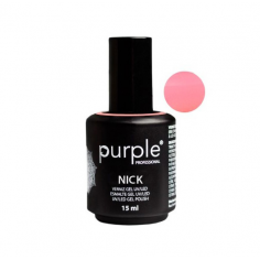 Esmalte Gel Nº1463 Nick 15ml Purple