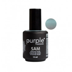 Esmalte Gel Nº1465 Sam 15ml Purple