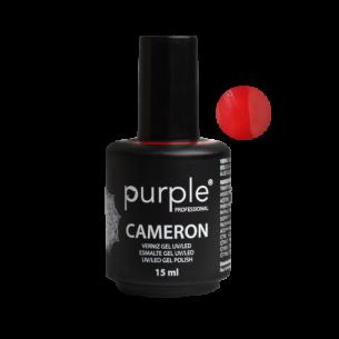 Esmalte Gel Nº771 Cameron 15ml Purple