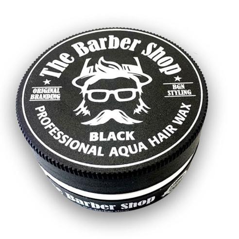Cera Aqua Hair Wax Black 150ml