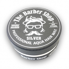 Cera Aqua Hair Wax Silver 150ml
